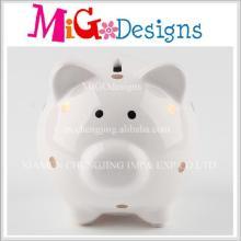 OEM Невероятная свинцовая керамика DOT Piggy Banks