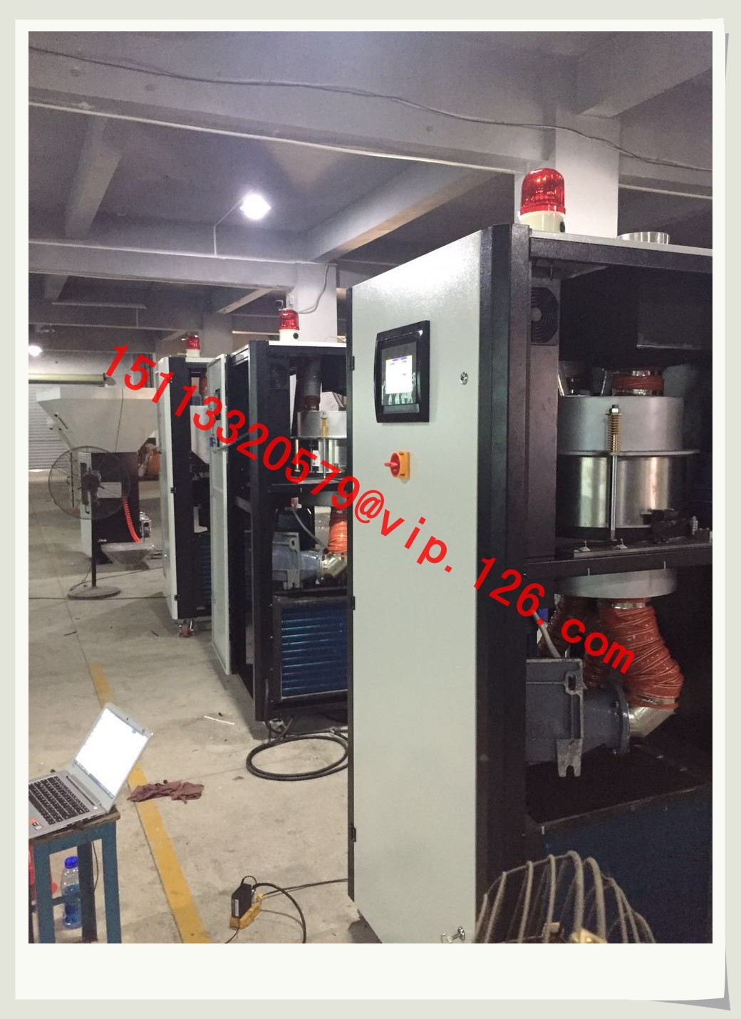 Mold Sweat Dehumidifier Production