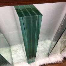 CE Certificated Tempered Laminated Glass  Safety Toughened Clear PVB SGP Laminated Glass Suppliers
