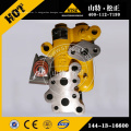Assemblage de valve 723-40-82501 pour pelle rétro Komatsu PC200-8
