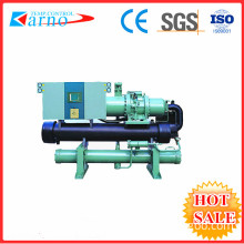 Low Temp Control Water Cooled Screw Chiller for Industrial Injection Cooling (KNR-100WS)