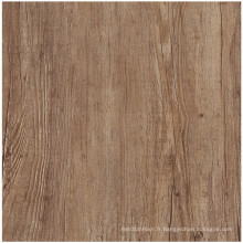 Planches de bois de vinyle