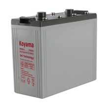 Excellant Quality 2V Stationary Gel Battery for Solar Powr System-2V800AH