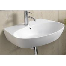 Articles sanitaires Bassin de salle de bains en céramique suspendu (1072)