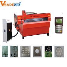 Máquina cortadora de plasma de placa de metal de 1-15 mm de corte