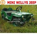 Presagie el Quanlity seguro nuevo niños 110cc Mini Jeep Willys para la venta
