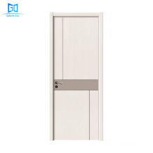 GO-A100 bedroom door wooden modern panel MDF door designer door