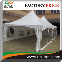Small private Birthday party or family gathering Party Tent 5x10m for 50 people sit down for dinners