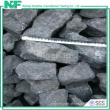 Qualitäts-Kohlenstoff-Block-Gießerei-Koks für Stahlschmelzindustrie