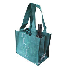 Hot sale new design reusable grocery bags with customized logo and design, OEM orders are welcome
