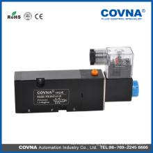 Solenoid valve pilot clean air medium solenoid valve double control valve