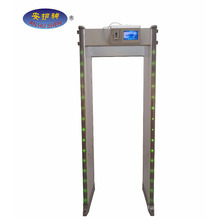 45 Zones Security Archway Walk through Metal Detector Gate