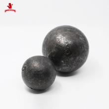 Grinding media forged steel balls