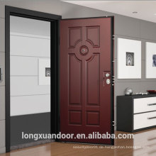 Fabrik gepanzerte Tür, Stahl Itanian Türen, Extrance Stahl Sicherheit Tür