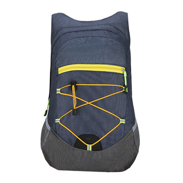 Trend fashion outdoor folding Nylon Double mochila