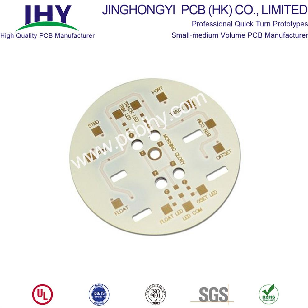 Rounded Aluminum PCB Board Picture