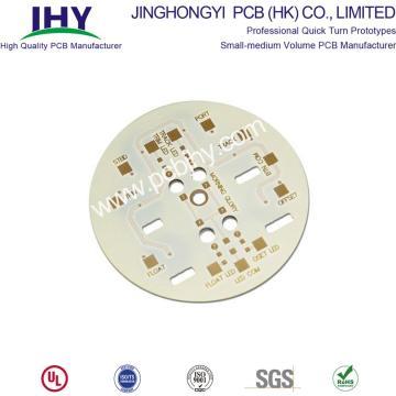 Custom LED Lighting Aluminium PCB Board Prototype