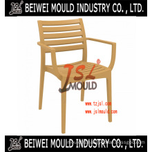 Outdoor Plastic Armed Chair Mould