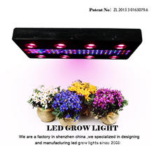 Drie Dimmers 1200w Noah8 LED Grow Light