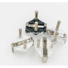 turkey plug insert with 4.8mm PINS SOLID HOLLOW
