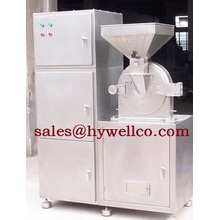 Cocoa Powder Pulverizer Machine