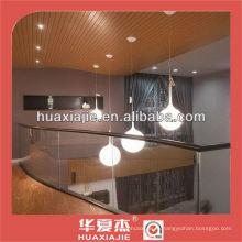 Настенная и потолочная панель WPC