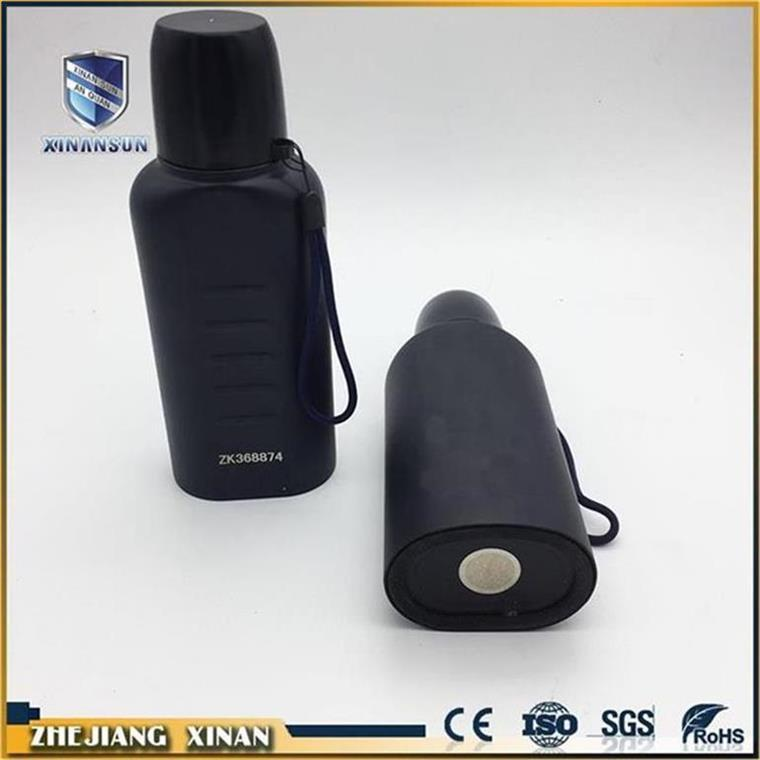 Skidproof outdoor sport used high capacity water bottle