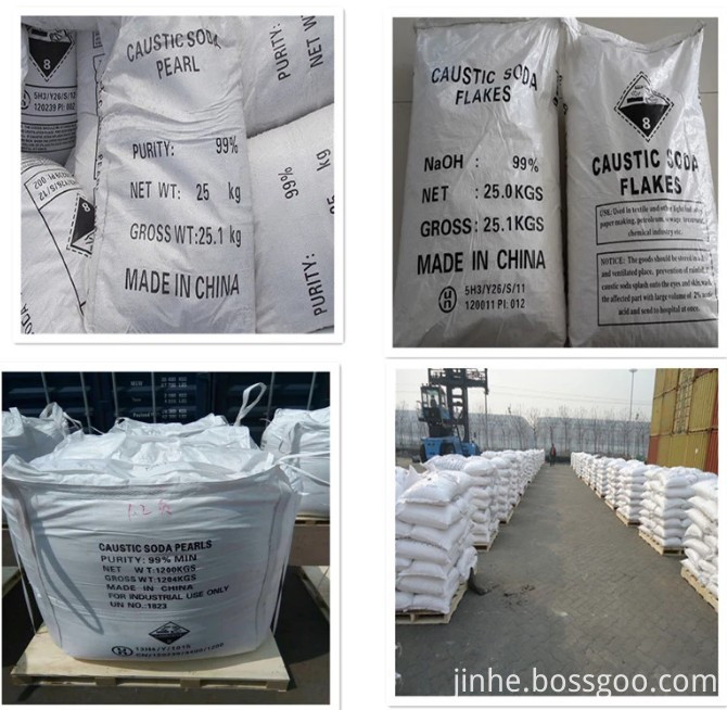 Caustic Soda Chemical
