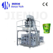 Automatic Solid Stand Pouch Sugar Packing Machine