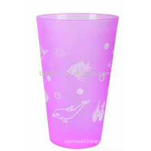 daily use plastic water cup mould