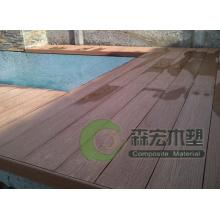 Бесплатно сохранить и стабильного качества WPC бассейн настил decking