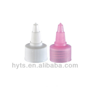 Pointed mouth cap 24/410