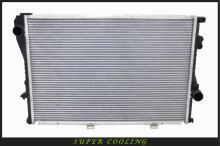 Алюминиевый радиатор для BMW