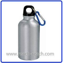 Бутылка воды спорта бутылки алюминия с Carabina (R-4027)