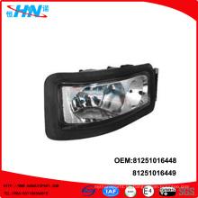 Carrocería de camión MAN Lámpara de cabeza para recambios de automóviles 81251016448 81251016449