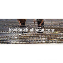 Rebar mechanical anchorage for civil engineering