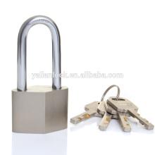 Профессиональный новый тип продукта с длинной скобой Vane key Diamond Padlock