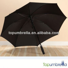 Good quality nice double canopy custom print golf umbrella