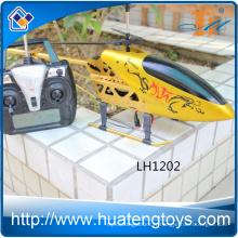 Vente chaude d'hélicoptère RC en alliage d'or RC 3.5 canaux avec gyroscope