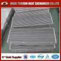 Aluminium Bar und Plater China Turbo Intercooler Core