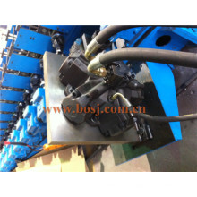 Montage solaire Machine de fabrication de rouleaux de canaux à crémaillère Australie