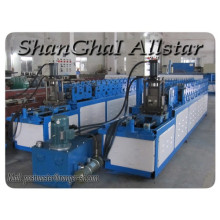 Economical panel steel doors, door frame roll former/ forming machine