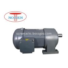 Horizontal 100W gear motor with low speed