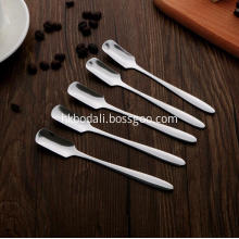 410 Stainless Steel Spoon Tiny Coffee Spoon