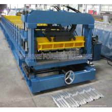 Lamina de azulejo del metal formando maquinaria