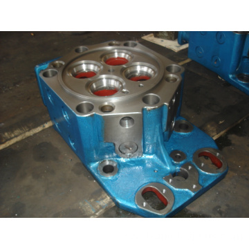 Marine Engine Spare Parts Cylinder Head