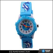 Relojes de silicona niño para las niñas y los niños