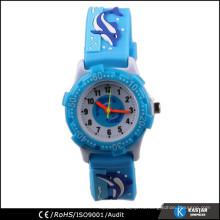 Силиконовые детские часы для девочек и мальчиков