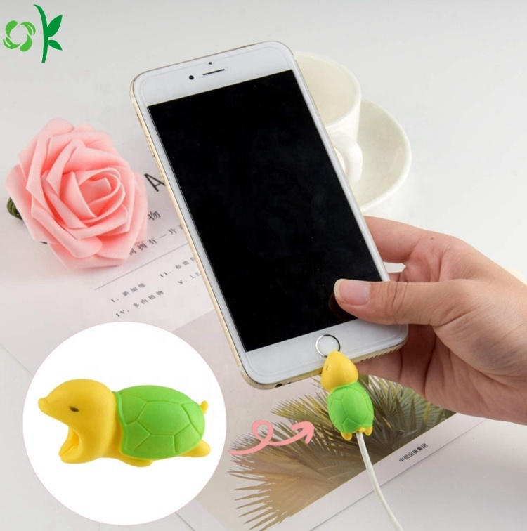 Silicone Charger Protector
