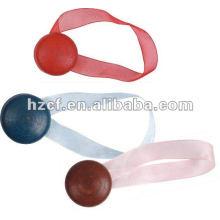 Застежка с магнитной занавеской, крепежные средства для веревок, застежка из латуни
